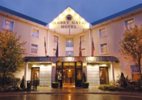 TRALEE CENTRAL HOTEL header image