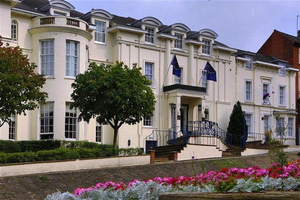 BEST WESTERN BANBURY HOUSE header image