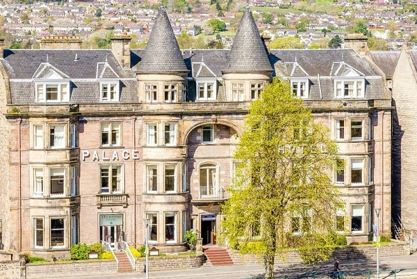 BEST WESTERN INVERNESS PALACE HOTEL & SPA header image