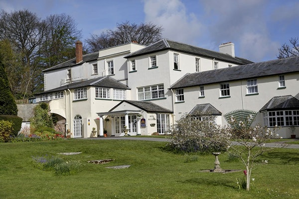 BEST WESTERN LORD HALDON COUNTRY HOUSE header image