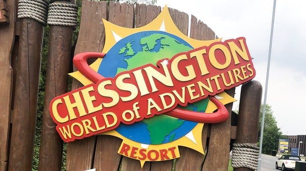 Chessington World Of Adventures header image