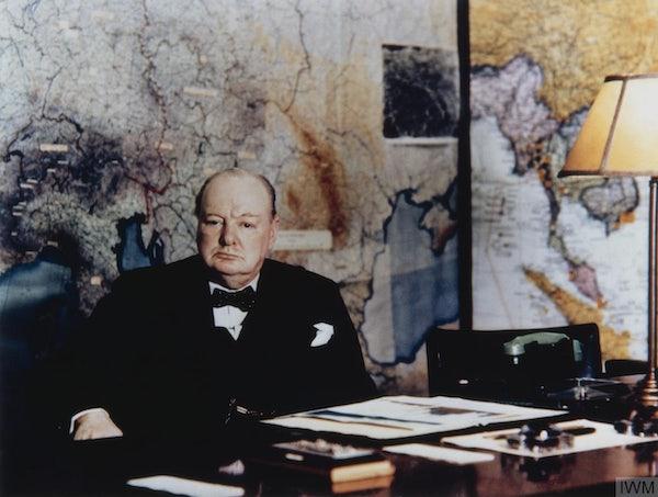 Churchill War Rooms header image