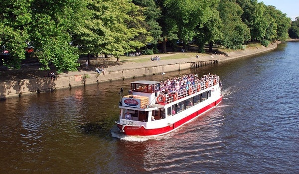 York Lunch Cruise header image