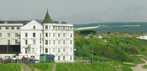 BRITANNIA HOTEL CLIFTON SCARBOROUGH header image