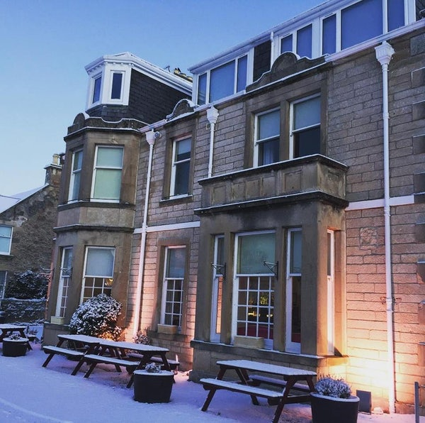 CLUBHOUSE HOTEL header image