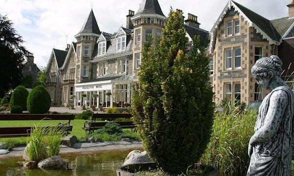 CRAIGLYNNE HOTEL header image