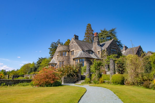 CRAGWOOD COUNTRY HOUSE header image