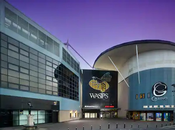 DOUBLETREE BY HILTON HOTEL AT THE RICOH ARENA - COVENTRY header image