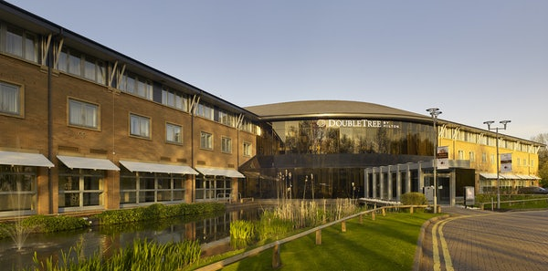 DOUBLETREE BY HILTON NOTTINGHAM - GATEWAY header image