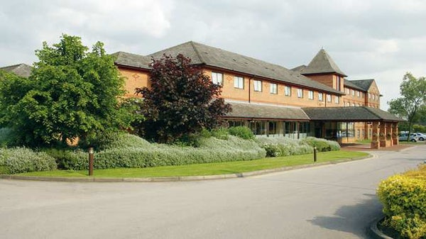 DOUBLETREE BY HILTON SHEFFIELD PARK header image