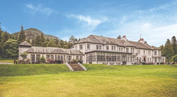 DUNKELD HOUSE header image