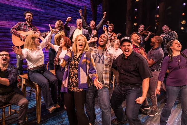 COME FROM AWAY (Top Price Level) header image