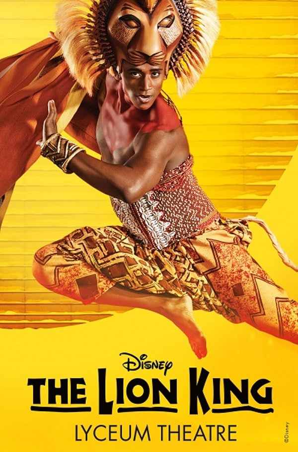 LION KING (Top Price level) header image