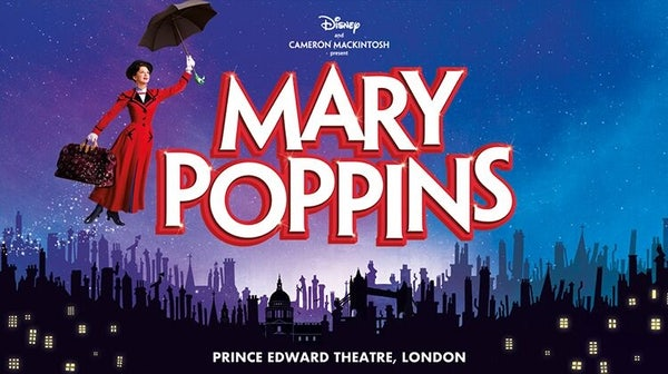 MARY POPPINS (Top Price Level) header image