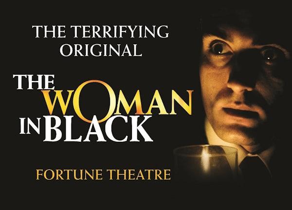 WOMAN IN BLACK header image