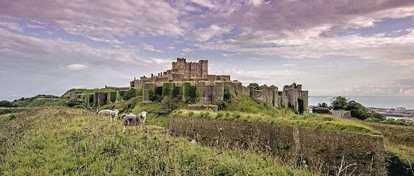 Dover Castle header image