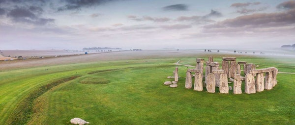 Stonehenge header image