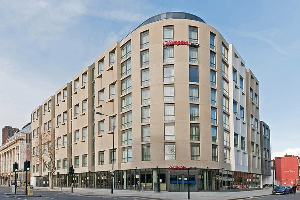 HAMPTON by HILTON LONDON WATERLOO header image