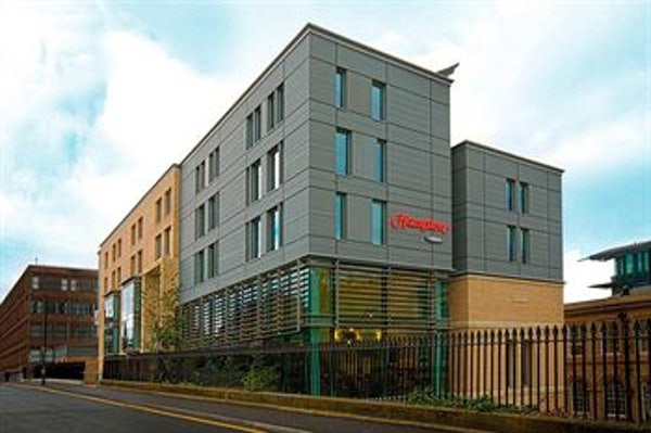 HAMPTON BY HILTON YORK header image