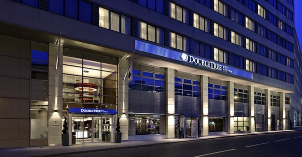 DOUBLETREE by HILTON LONDON VICTORIA header image