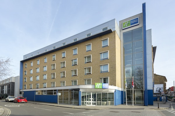 HOLIDAY INN EXPRESS LONDON-EARLS COURT header image