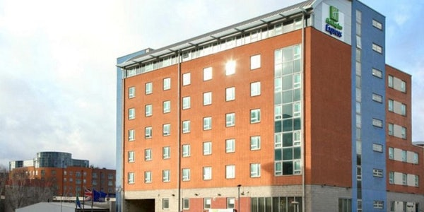 HOLIDAY INN EXPRESS LONDON-LIMEHOUSE header image