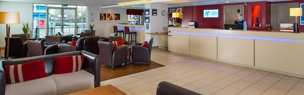 HOLIDAY INN EXPRESS MANCHESTER SALFORD QUAYS header image