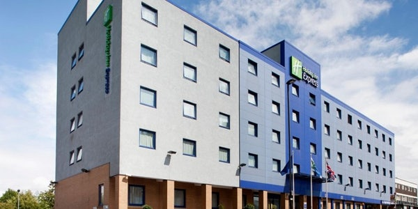 HOLIDAY INN EXPRESS LONDON-PARK ROYAL header image