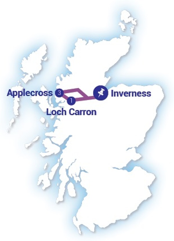 Applecross & The Wild Highlands header image