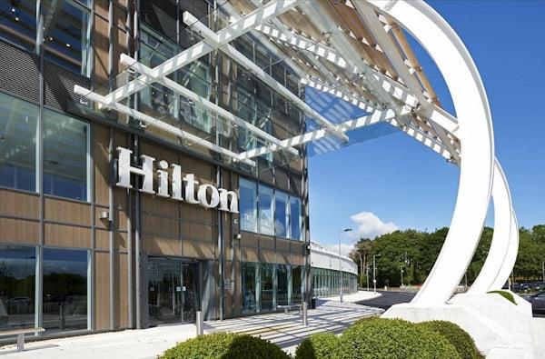 HILTON AT THE AGEAS BOWL header image