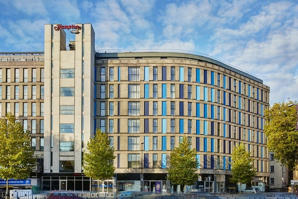 HAMPTON BY HILTON BRISTOL CITY CENTRE header image