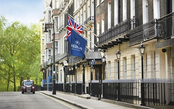 HILTON LONDON GREEN PARK header image