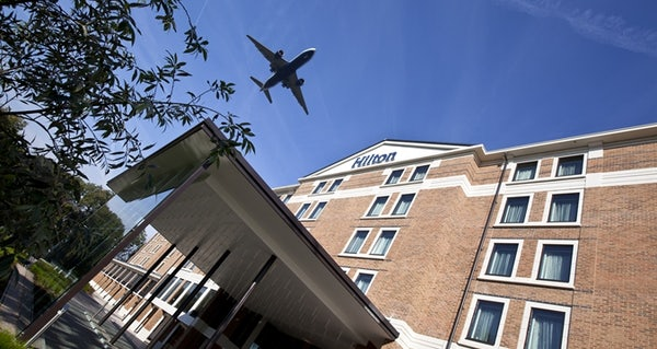 HILTON LONDON HEATHROW T5 header image