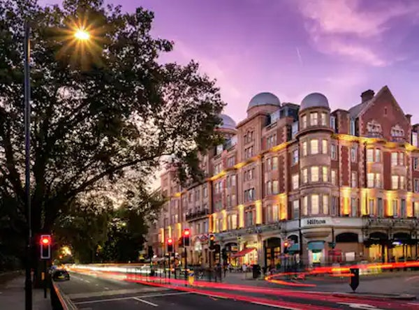 HILTON LONDON HYDE PARK header image