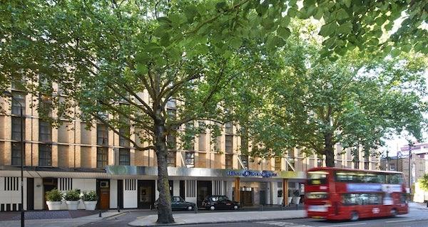 HILTON LONDON KENSINGTON header image