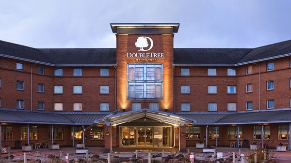 DOUBLETREE BY HILTON STRATHCLYDE header image