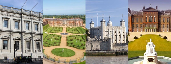 The Royal Pass - 4 Palace Pass header image