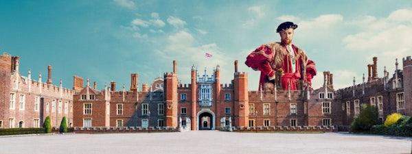 Hampton Court Palace header image