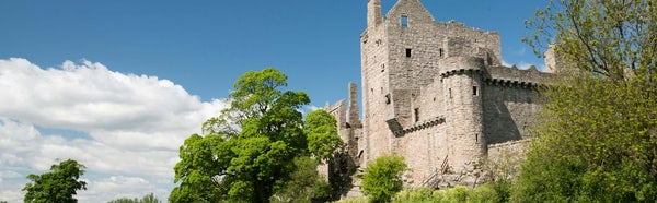 Craigmillar Castle header image