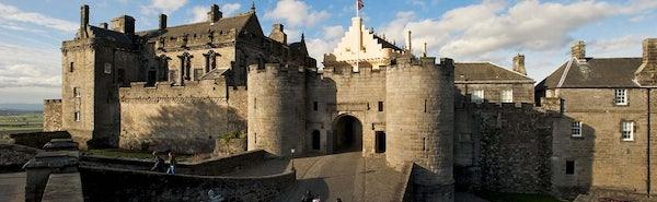 Stirling Castle header image