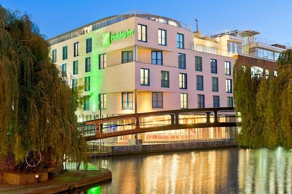 HOLIDAY INN LONDON CAMDEN LOCK header image
