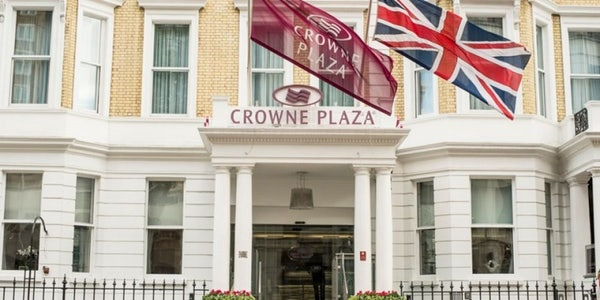 CROWNE PLAZA KENSINGTON header image
