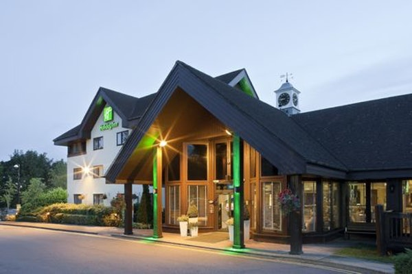 HOLIDAY INN HEMEL HEMPSTEAD M1 J8 header image