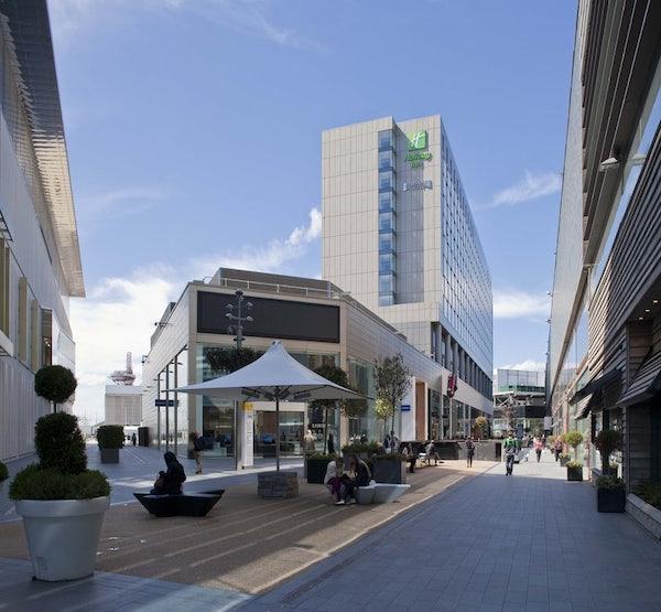 HOLIDAY INN LONDON STRATFORD CITY header image