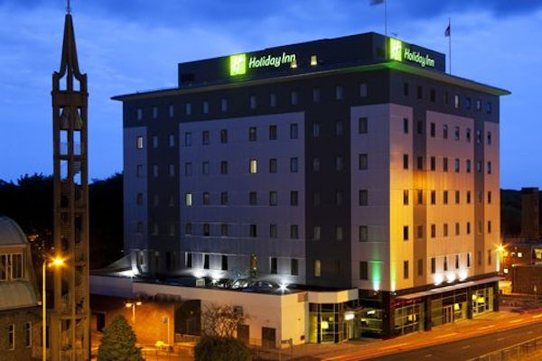 HOLIDAY INN STEVENAGE header image