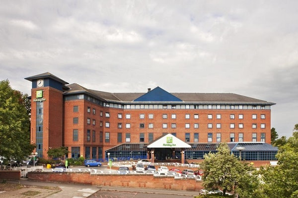 HOLIDAY INN LONDON SUTTON header image