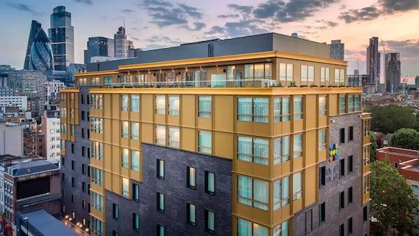 HYATT PLACE LONDON CITY EAST header image