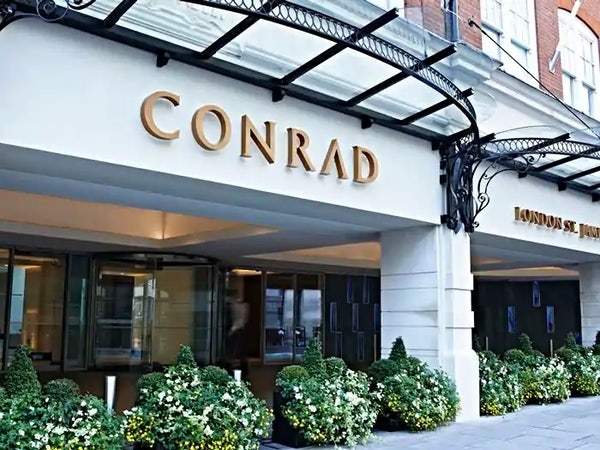 CONRAD LONDON ST JAMES header image