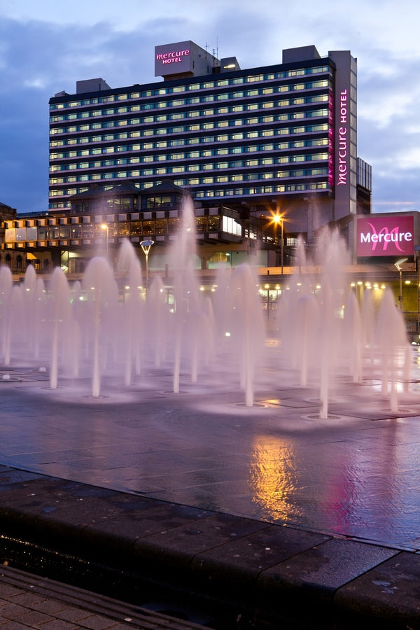 MERCURE MANCHESTER PICCADILLY header image