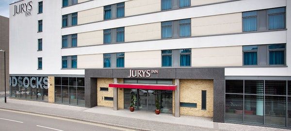 JURYS INN BRIGHTON header image